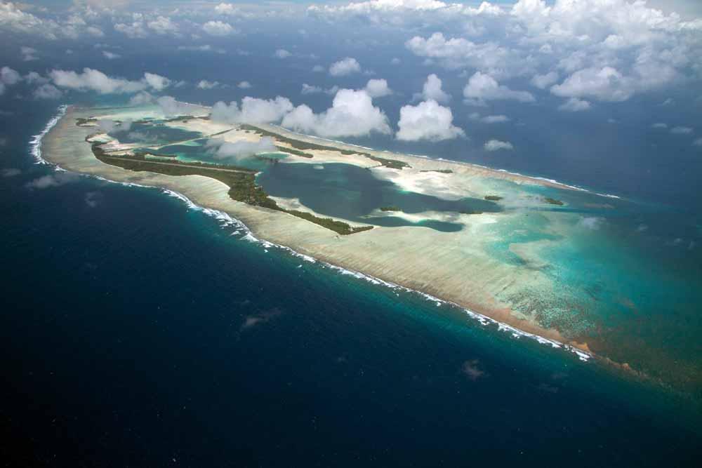 Habitat: Pacific Atolls