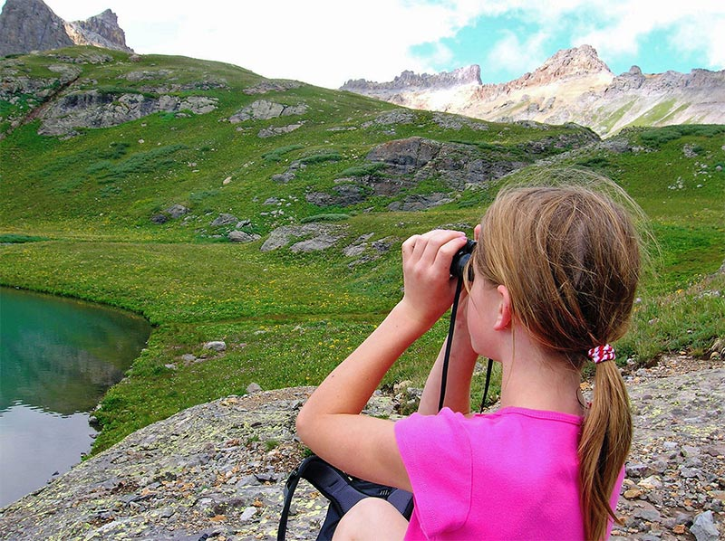Kids in Nature Photo: U.S Department of Agriculture